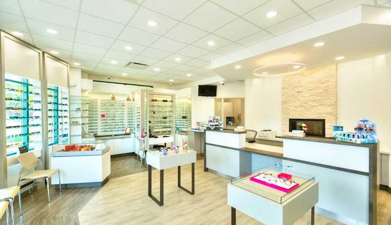 Eye-deology Vision Care Storefront