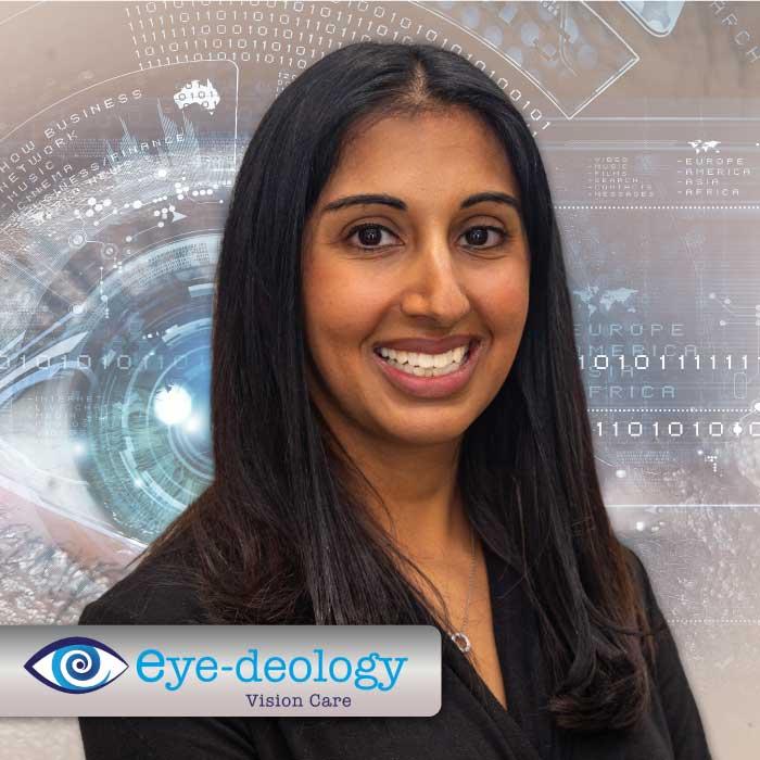Dr. Sarah Mann, Optometrist Edmonton