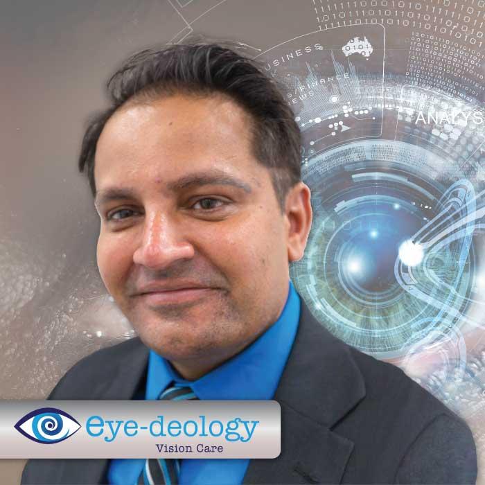 Dr. Tony Mann, Optometrist Edmonton